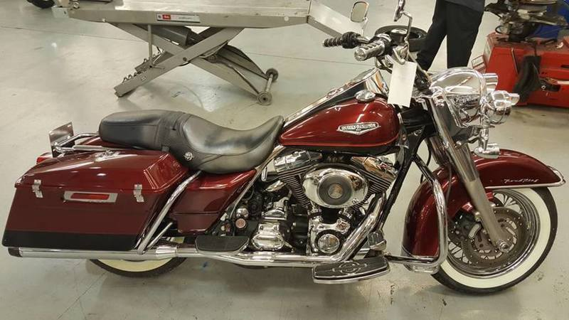 Harley flhr motorcycles for sale in north carolina for Ride now motors in monroe north carolina