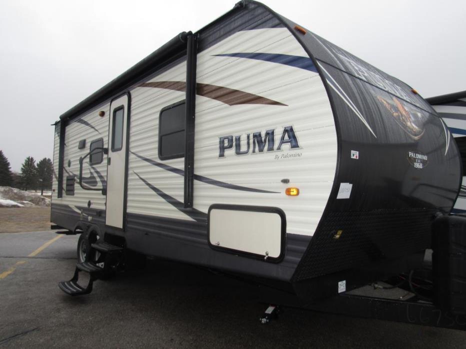 2017 Palomino Puma 24-FBS
