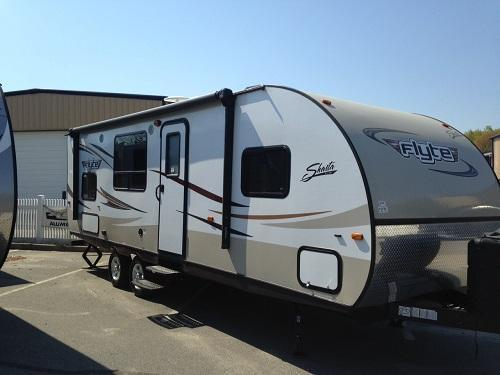 2016 Shasta FLYTE 255RS RV