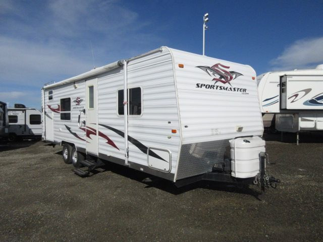 2007 Extreme Rvs SPORTSMASTER 267TS Two Twin Bunks/