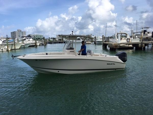 2014 Wellcraft 252 Fisherman