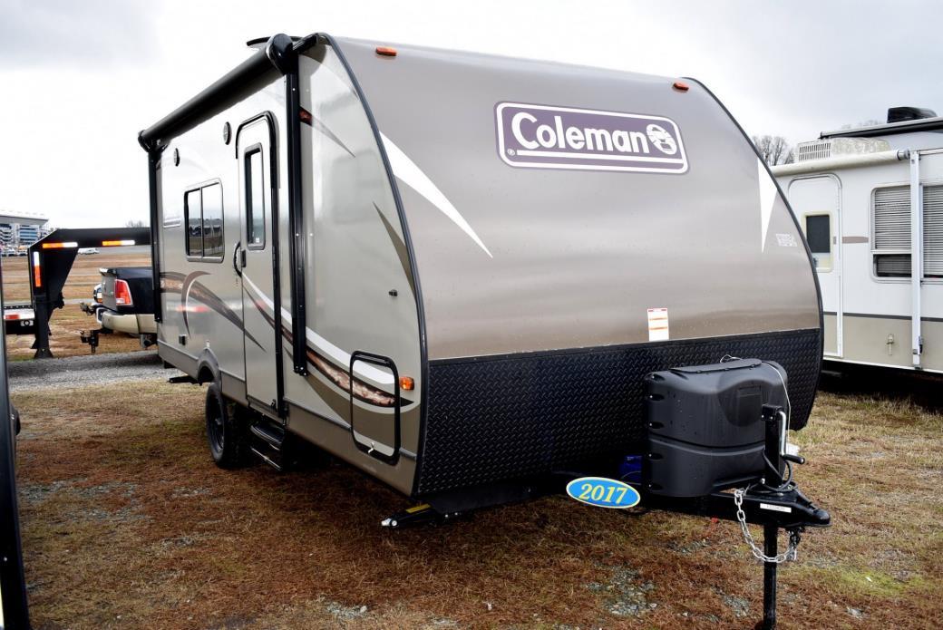 2017 Coleman COLEMAN LIGHT 1705RB