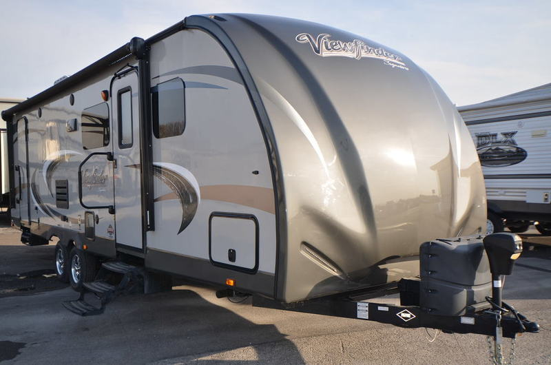 2015 Cruiser Rv VIEWFINDER 28BHSS TRAVEL TRAILER