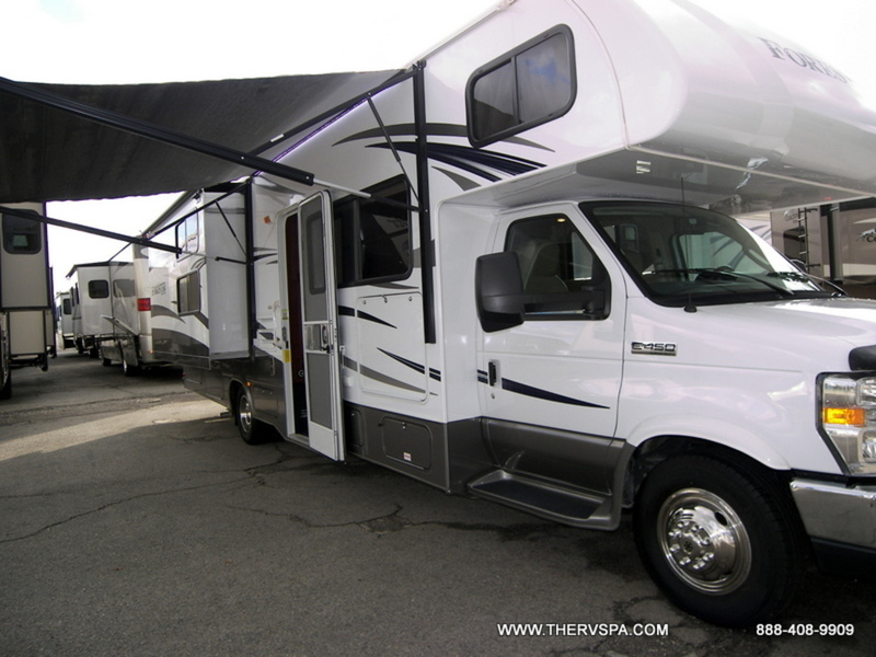 2016 Forest River Forester 3171DS Class C Motor Home