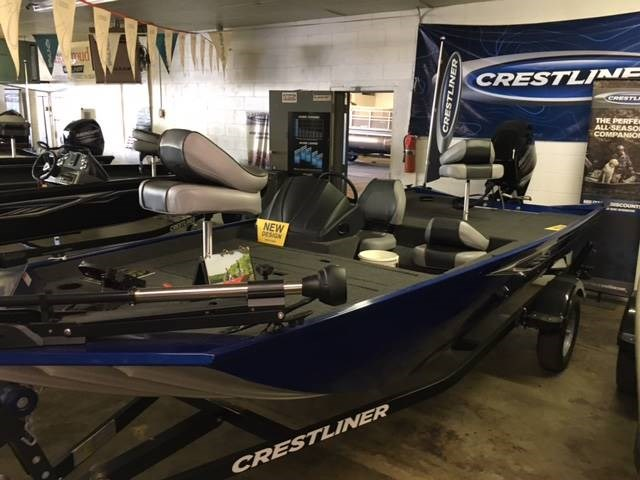 2016 Crestliner 1700 Storm