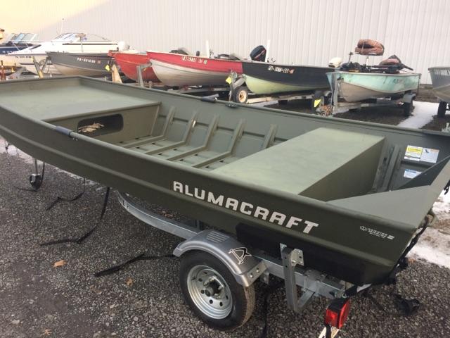 2011 Alumacraft 1448-20