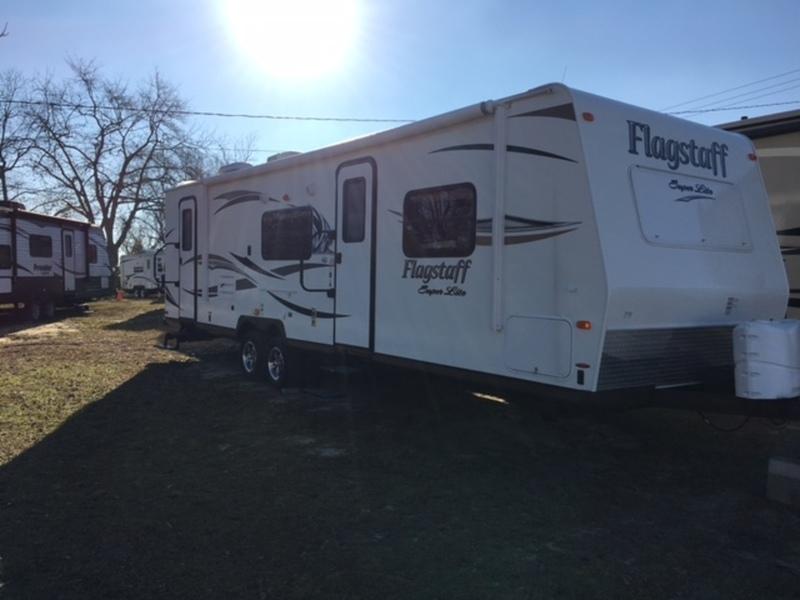 2013 Forest River Flagstaff Super Lite 27BESS