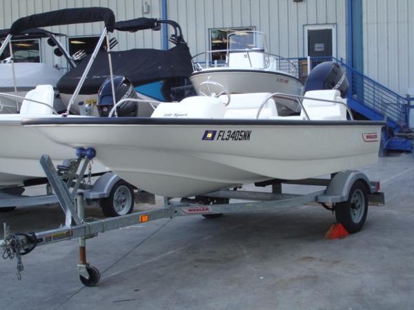 2007 Boston Whaler 13 Sport