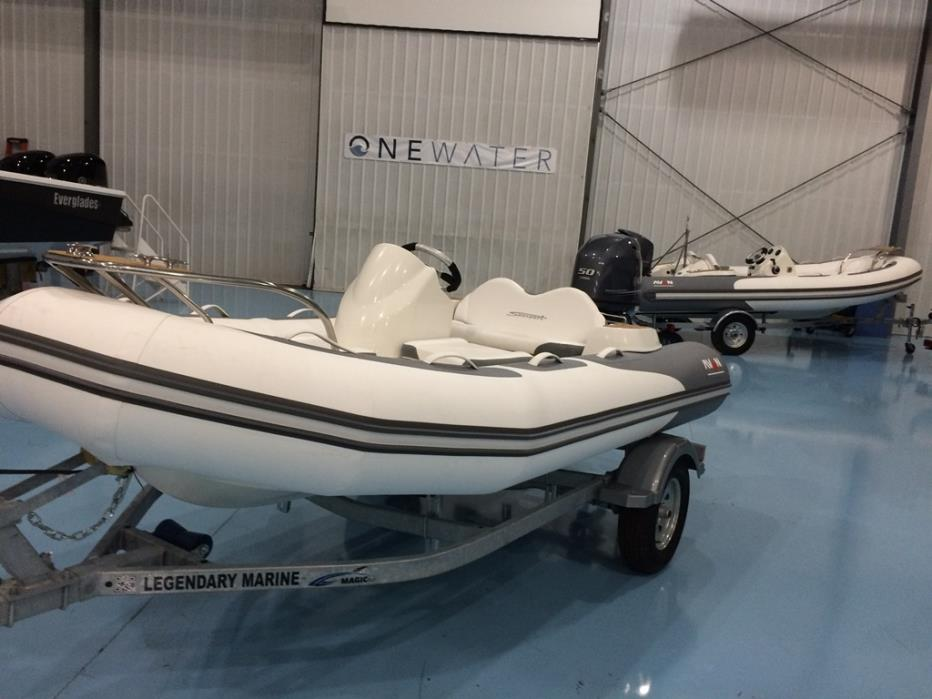 Zodiac 470 Boats For Sale