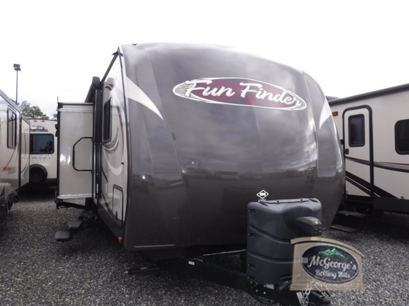 2015 Cruiser Fun Finder F-299KIQB