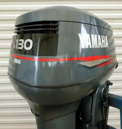 2001 Yamaha 130hp 25