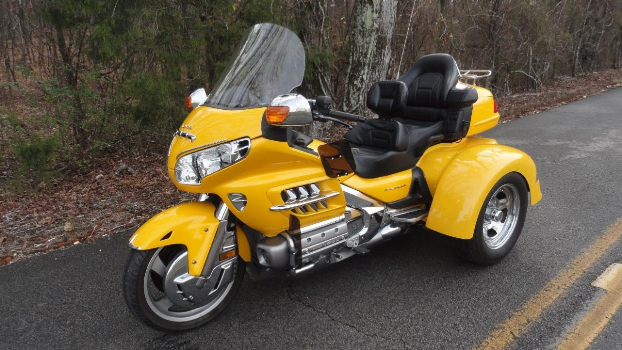 2001 honda goldwing motorcycles for sale. Black Bedroom Furniture Sets. Home Design Ideas
