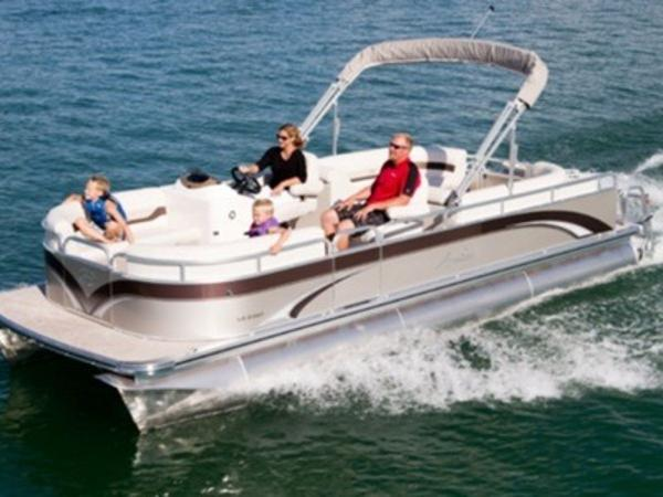 2014 Avalon LS Quad Lounge 25'
