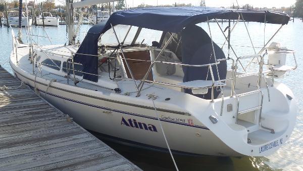 2002 Catalina 34, 0