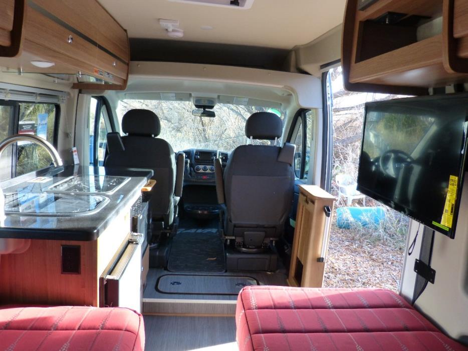 2017 Winnebago TRAVATO 59K