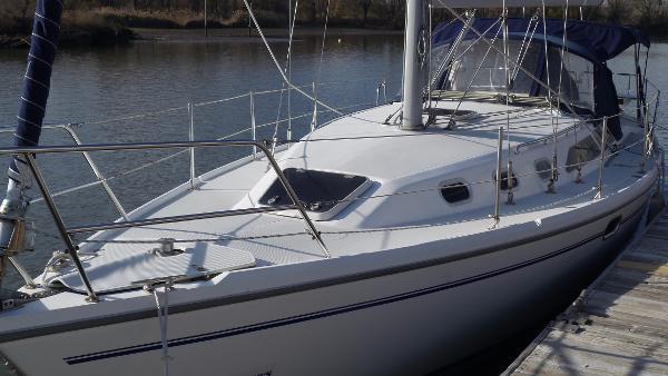 2002 Catalina 34, 1