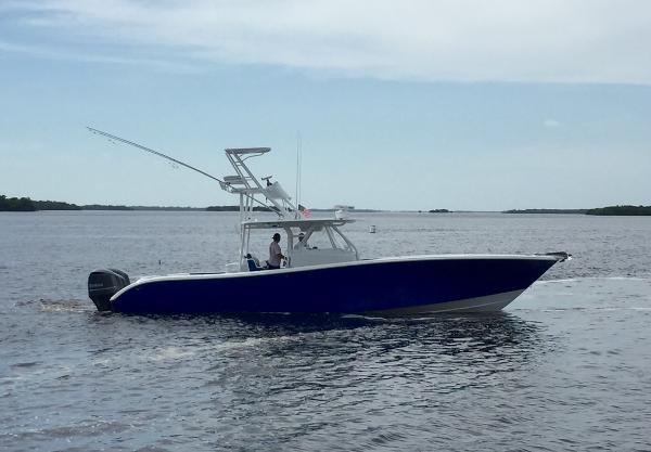2013 Yellowfin 42