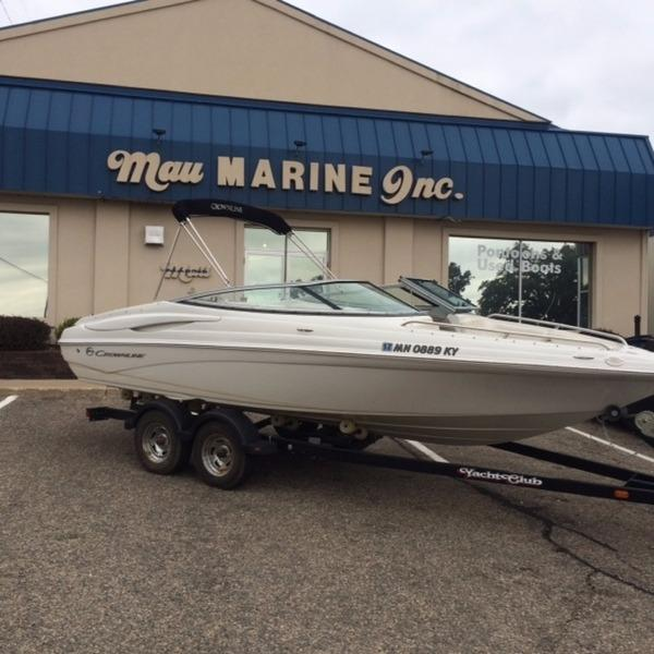 2010 Crownline 21 SS