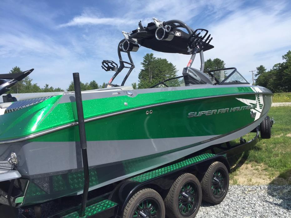 Nautique Super Air boats for sale in Maine