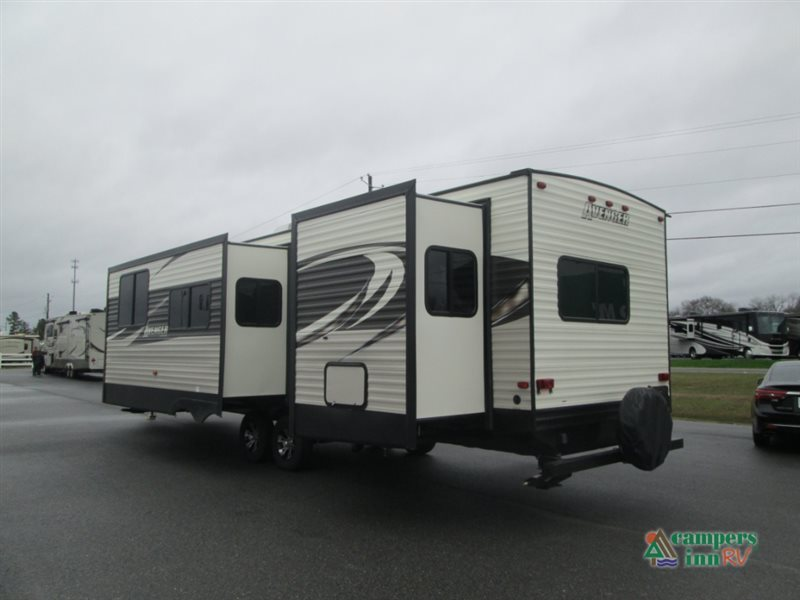 2017 Prime Time Rv Avenger 34DQB