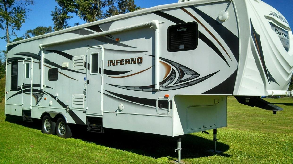 2012 K-Z INFERNO 3310T