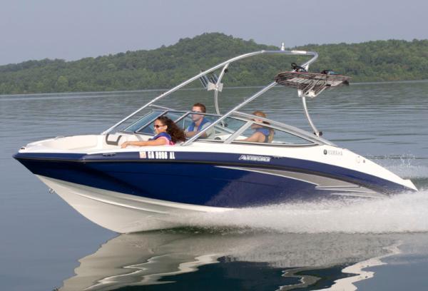 2012 Yamaha AR190