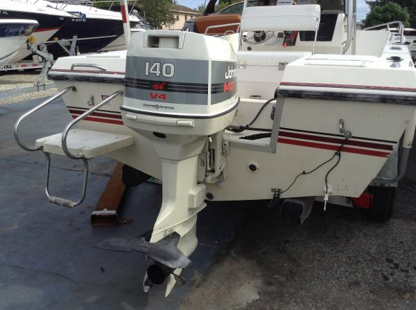 1990 Pro-Line 190, 1