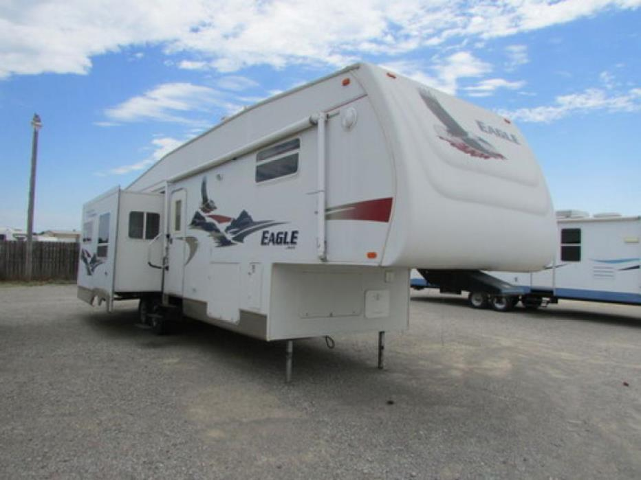 Jayco eagle fifth wheel 341rlqs rvs for sale