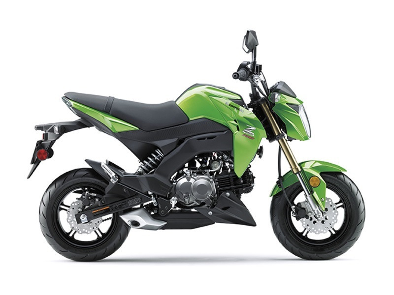 2017 Kawasaki BR125JHFL