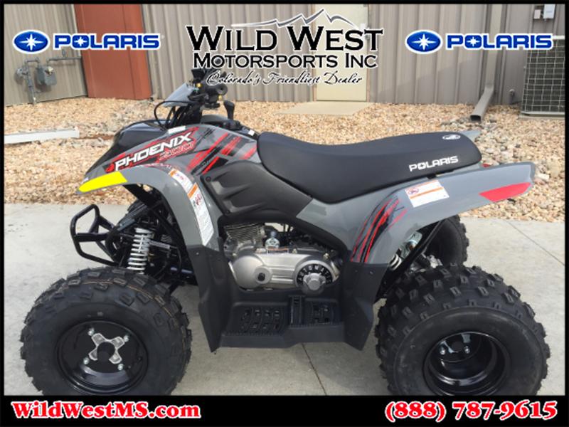 atvs for sale in greeley  colorado Polaris Phoenix 200 Parts Polaris Phoenix 200 Parts