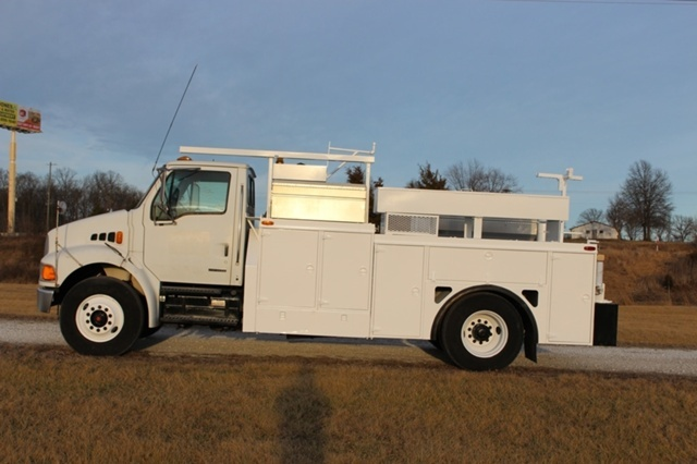 2002 Sterling Acterra Utility Truck - Service Truck