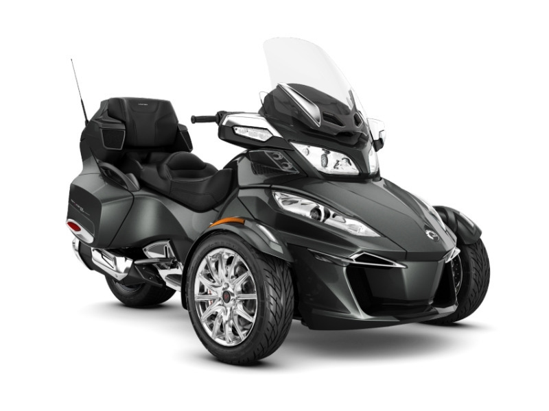 2017 Can-Am Spyder RT Limited 6-Speed Semi-Automatic
