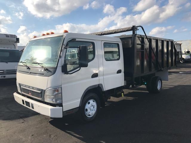 2005 Mitsubishi Fuso Fe  Dump Truck