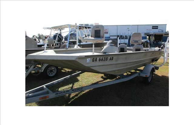 2007 Alumacraft MV 1756 AW SC, 0
