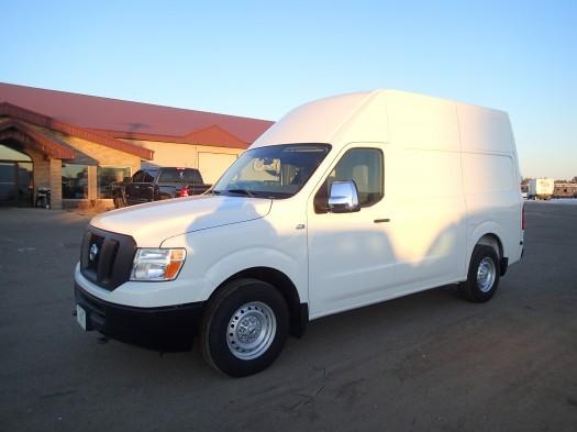 2014 Nissan Nv3500 Hd Cargo Van