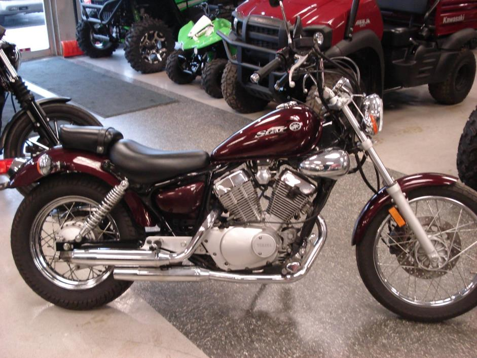 Yamaha V Star 250 motorcycles for sale in Indiana