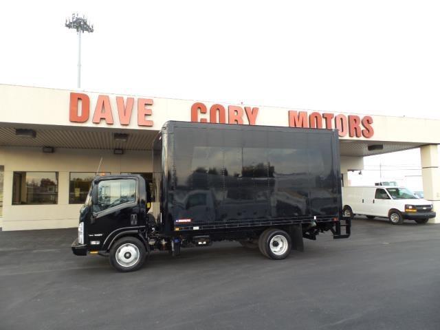 2011 Isuzu Nqr  Cargo Van