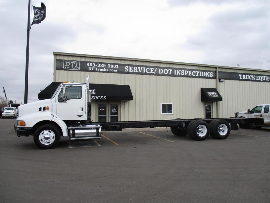 2007 Sterling A9500 Cab Chassis