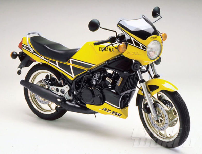 Yamaha rz350 motorcycles for sale for Yamaha rz for sale