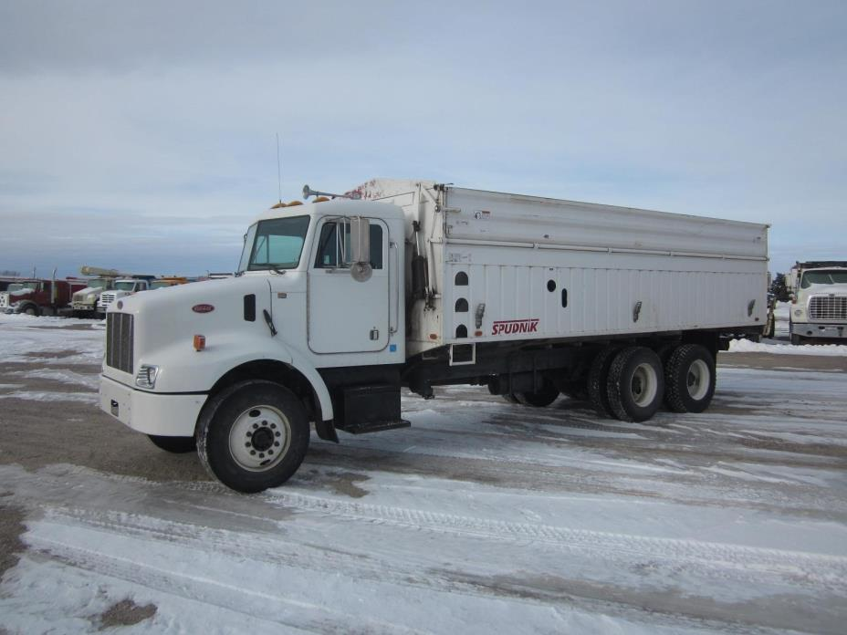 2002 Peterbilt 330  Farm Truck - Grain Truck