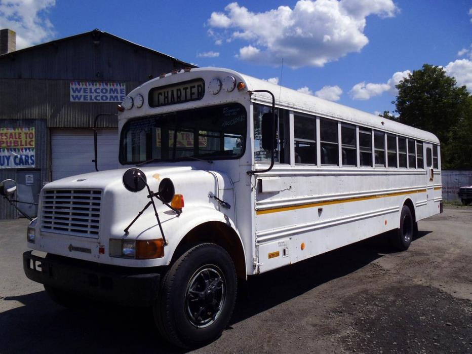 1993 International Bus Bus