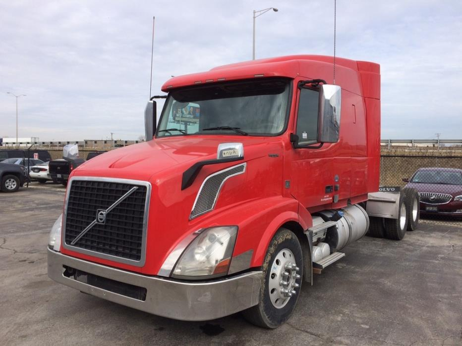 2014 Volvo Vnl64t630 Conventional - Sleeper Truck