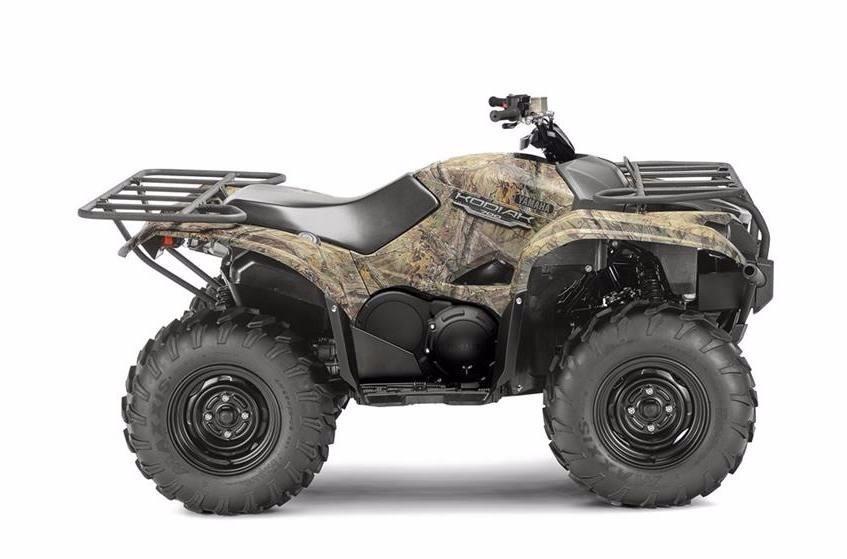2017 Yamaha Kodiak 700