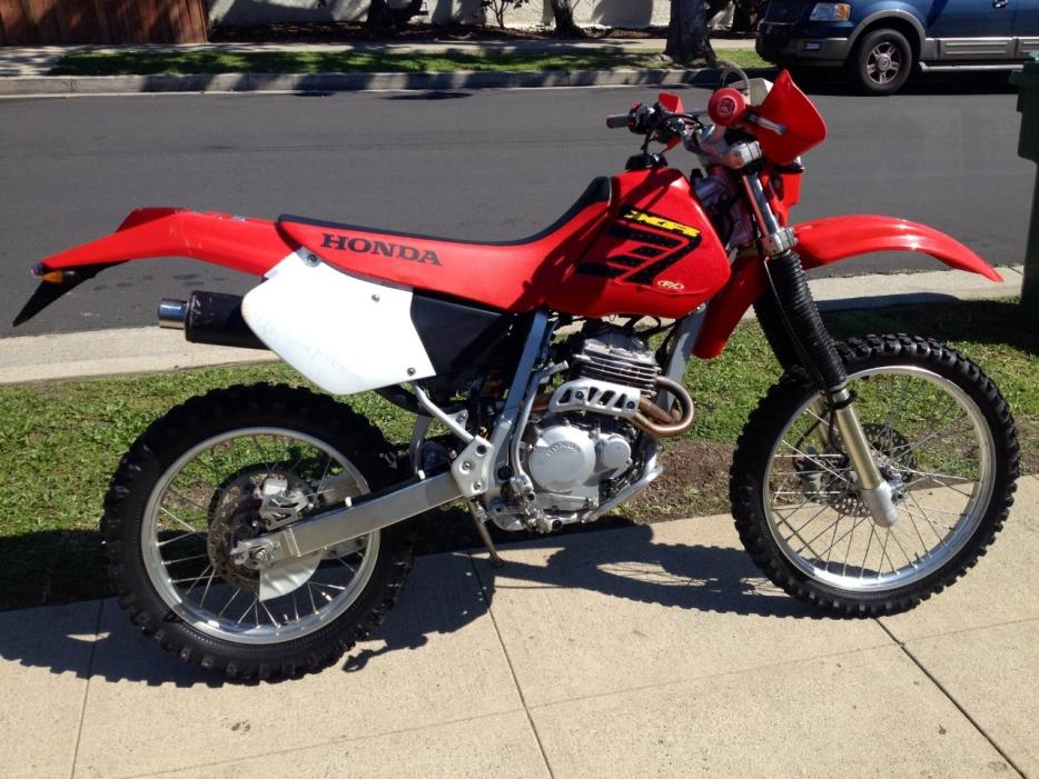 honda xr250r motorcycles for sale. Black Bedroom Furniture Sets. Home Design Ideas