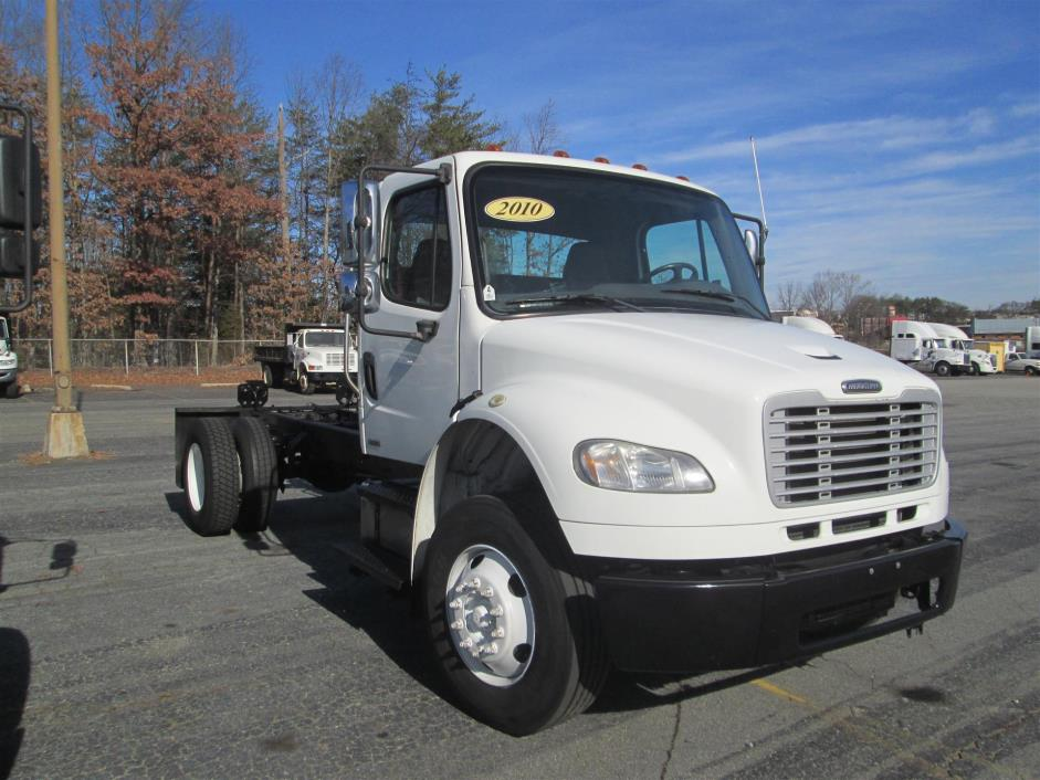 2010 Freightliner M2 Cab Chassis