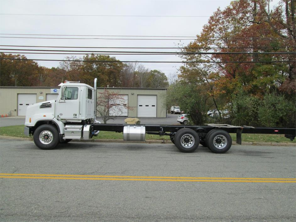 2018 Western Star 4700sb Cab Chassis