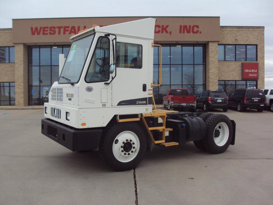2012 Ottawa 4x2  Yard Spotter Truck