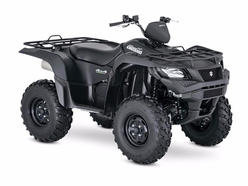 2017 Suzuki KINGQUAD 500AXI POWER STEERING SPECIAL EDITION