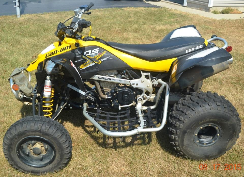 can am ds 450 x mx motorcycles for sale. Black Bedroom Furniture Sets. Home Design Ideas