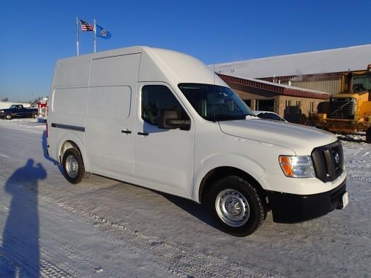 2014 Nissan Nv2500 Cargo Van Cargo Van